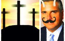 "Senator ""I'm Coming for your Guns"" McCoy Mocks Religion"