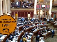 IFC and NRA Get Stand Your Ground Through Iowa House